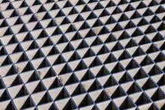 Metallic pattern Royalty Free Stock Photos