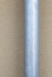 Metallic pipe Stock Photography