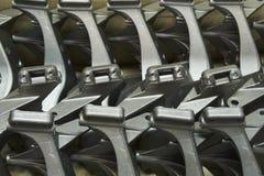 Metallic products Stock Photos