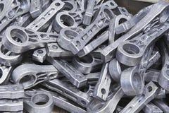 Metallic products Royalty Free Stock Photos
