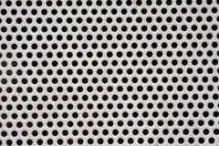 Metallic railing point texture Stock Photo