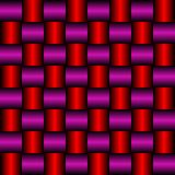 Metallic red purple mesh Royalty Free Stock Images