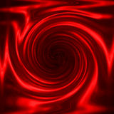 Metallic Red Swirl Stock Photos