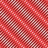 Metallic red waves seamless pattern Stock Photo