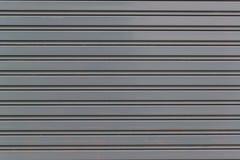 Free Metallic Roll Up Door. Old Steel Rolling Shutter Background. Stock Photo - 170651170