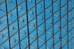 Metallic roof Royalty Free Stock Photo