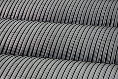 Metallic roof Stock Photography