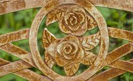 Free Metallic Roses Pattern Stock Photos - 5809433