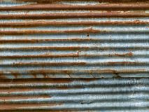 Metallic rusty  backgound Royalty Free Stock Photos