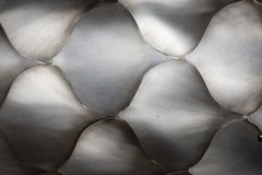 Metallic scales background Stock Photo