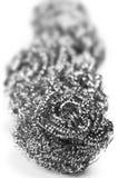 Metallic scrapers Stock Images