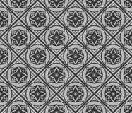 Metallic seamless pattern Royalty Free Stock Photo