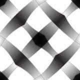 Metallic shadowed pattern. Abstract seamless texture; vector art illustration Stock Images