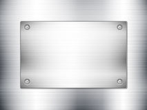 Metallic sheet and plate Royalty Free Stock Photo