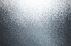 Metallic shimmer abstract background. Silver grains texture. Shiny grey illustration. stock photos