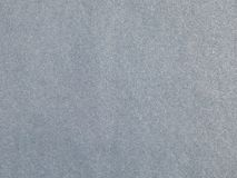 Metallic silver fabric Stock Images