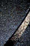 Metallic spiral. Close up of a metallic spiral Stock Image