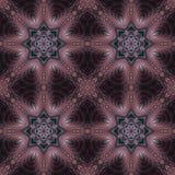Metallic starburst wallpaper Royalty Free Stock Images