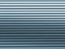 Metallic stripe pattern Stock Photos
