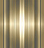 Metallic striped background Stock Images