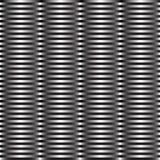 Metallic stripes Royalty Free Stock Images