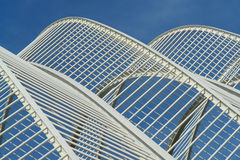 Metallic structure Royalty Free Stock Images