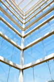 Metallic structure Royalty Free Stock Photo