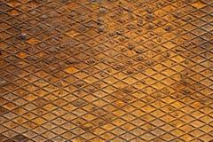 Metallic surface Stock Photography