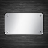Metallic tablet Royalty Free Stock Photos