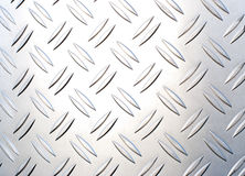 Metallic texture Stock Images