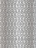 Metallic texture. A vector Illustration metal wire mesh texture backgrounds with a metallic sheen and hexagon dimples Royalty Free Stock Photos