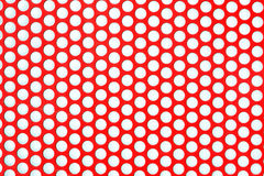Metallic texture with circles Royalty Free Stock Photo