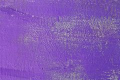 Metallic texture purple paint Stock Photos