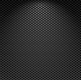 Metallic textured background Stock Images