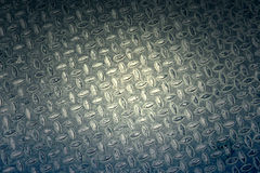 Metallic textured background Stock Photography