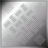 Metallic tile vector illustration