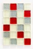 Metallic tiles Royalty Free Stock Image