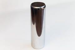Metallic tube Royalty Free Stock Photo