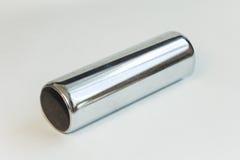 Metallic tube Stock Photography
