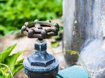 Metallic valve Royalty Free Stock Image