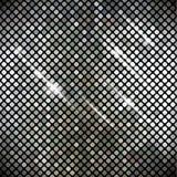 Metallic vector texture. Stock Images