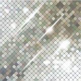 Metallic vector texture. Stock Photo