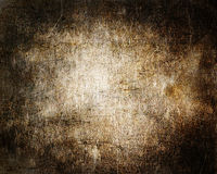 Metallic vintage brown texture Stock Images