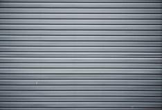 Metallic wall Royalty Free Stock Photography