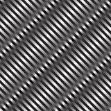 metallic waves texture Stock Image