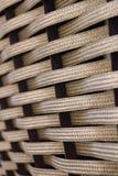 Metallic weave Stock Image