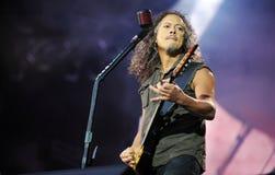 Metallica Royalty Free Stock Images