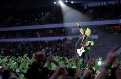 Metallica Stock Photo