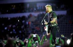 Metallica Royalty Free Stock Photography