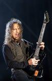 Metallica no festival CZ de Sopnisphere fotos de stock royalty free